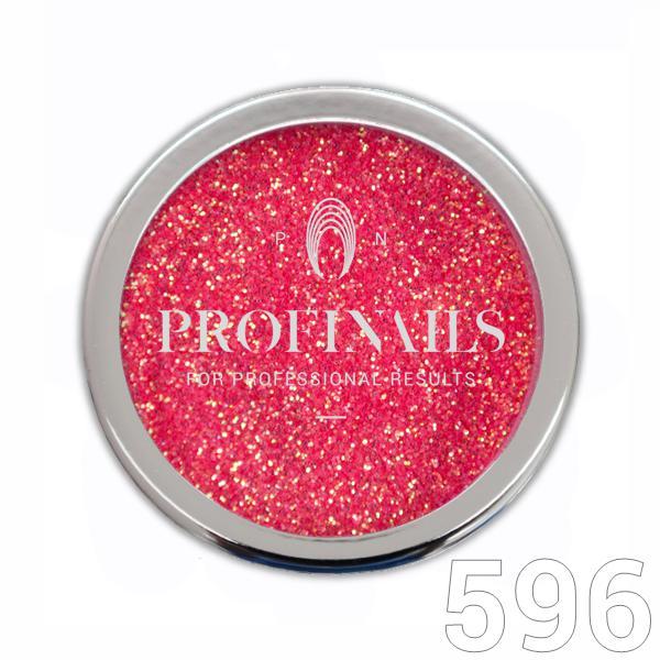 Profinails Cosmetic Glitter No. 596