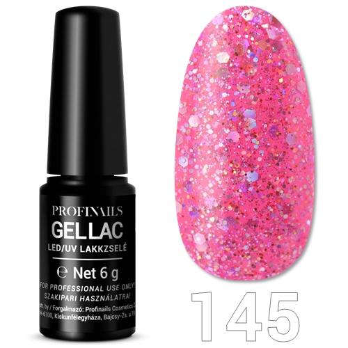 Profinails LED/UV lakkzselé 6 g No. 145