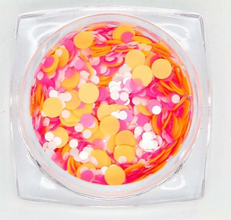 Rainbow konfetti #18