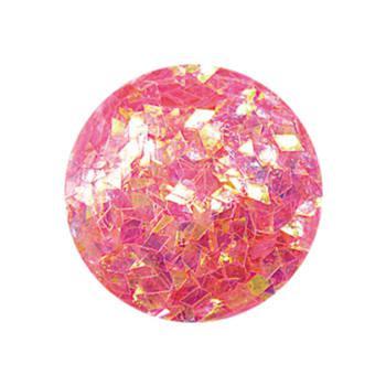 Rombusz Flitter Pink