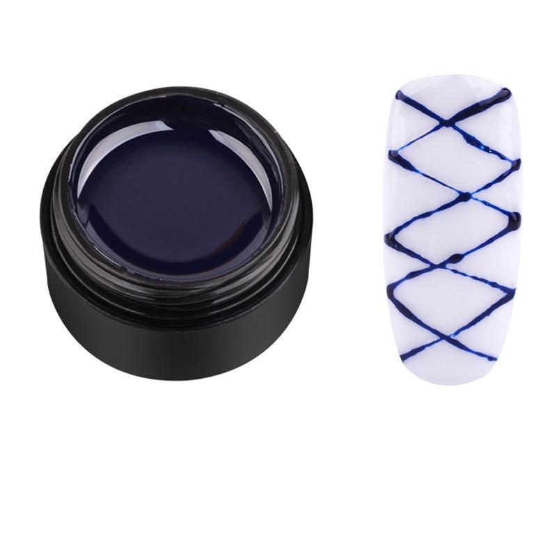Spider Gel - Blue 5g (Selyem zselé)