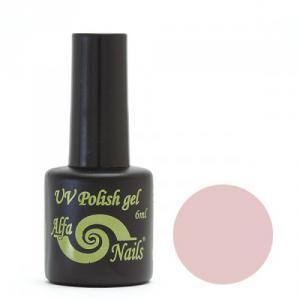 Alfa Nails Gél Lakk 48 Francia rózsaszín