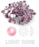 Kristálykő 144db-os Light Rose