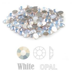 Kristálykő 144db-os White Opal