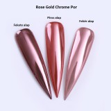 Mirror Powder Rose Gold