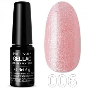 Profinails LED/UV lakkzselé 6gr No.06