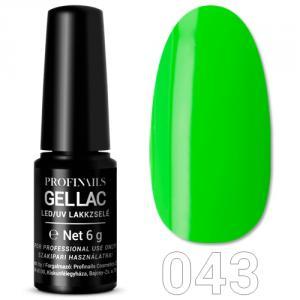 Profinails LED/UV lakkzselé 6gr No.43