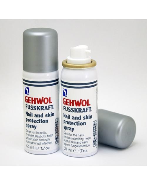 Unguir helyettesítő -  Fusskraft Köröm-bőrvédő spray olaj 50ml