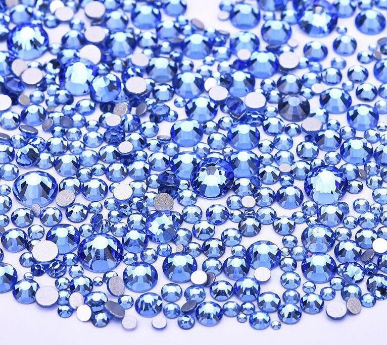 Vegyes méretű kristálykő 720 db 12. Montana
