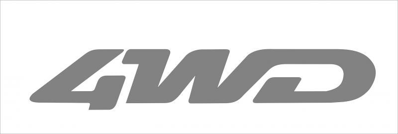 4 wd matrica (340x60 mm)