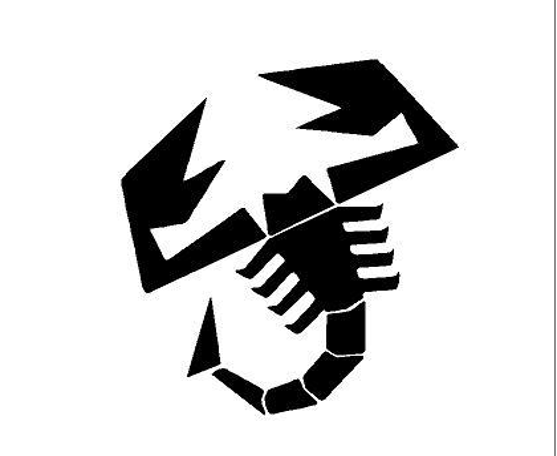 Abarth logó