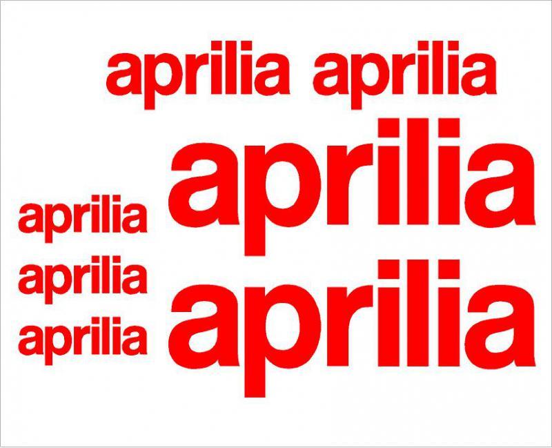 Aprilia matrica szett (alap)