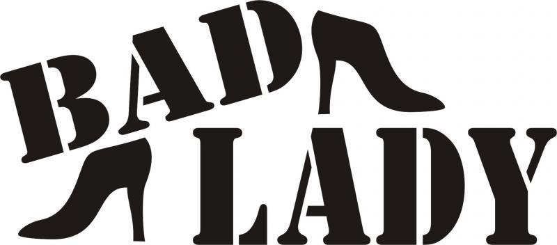 Bad Lady matrica (M1)