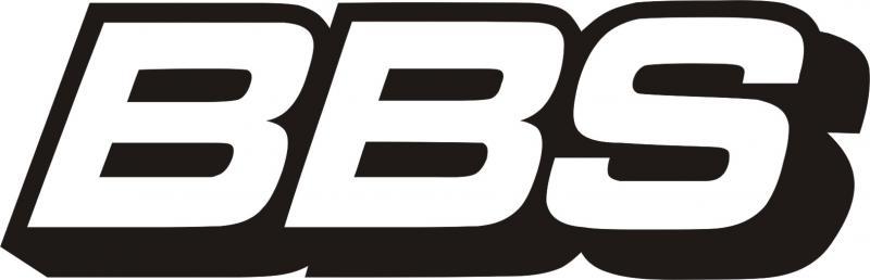 BBS matrica 1. méret
