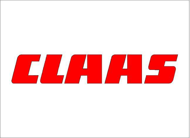 Claas matrica /250x43 mm/
