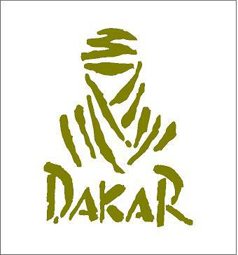 Dakar matrica (közepes)