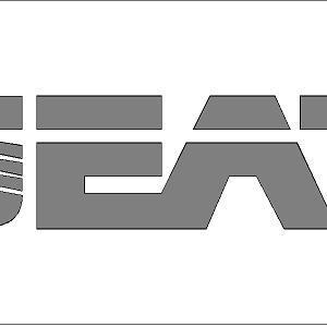 Seat logó matrica (M1)