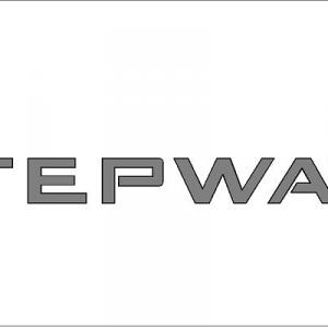 Stepway matrica (nagy méret)