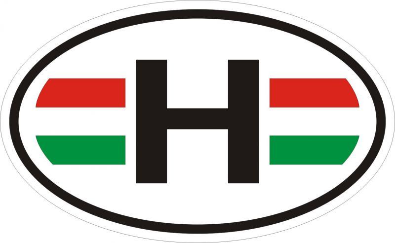 H betű-s matrica