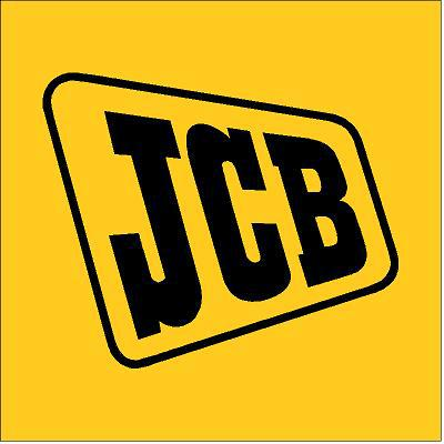 JCB matrica (nagy)