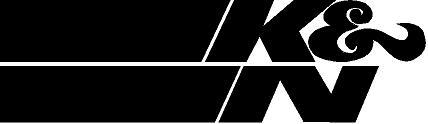 K&N matrica (100x28 mm)