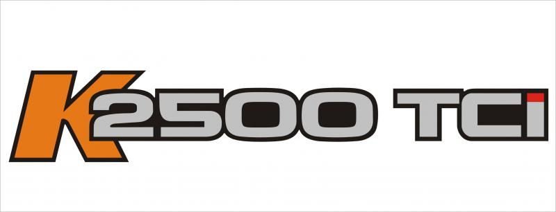 K2500 TCi matrica