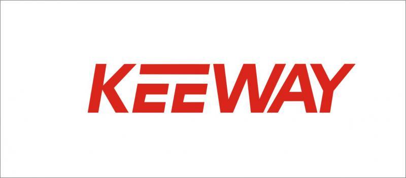 Keeway matrica (100x18 mm)