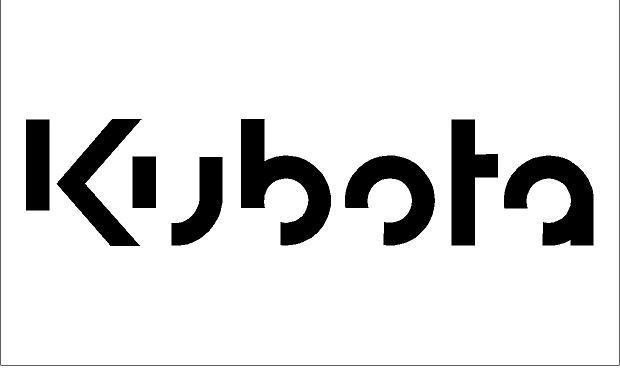 Kubota matrica (M3)