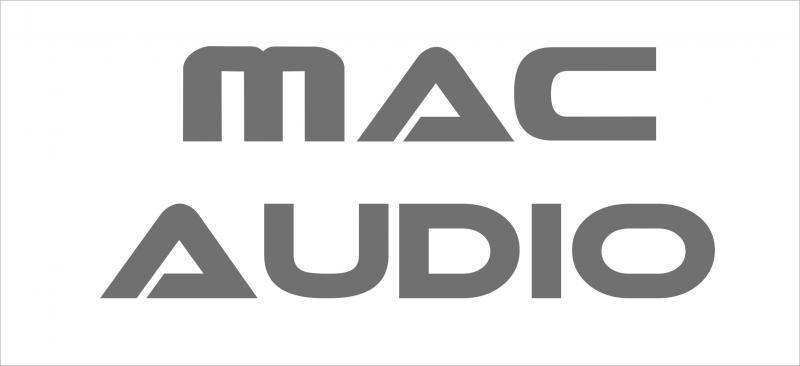 Mac Audio új (200x82 mm)