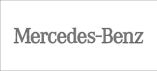Mercedes-Benz matrica