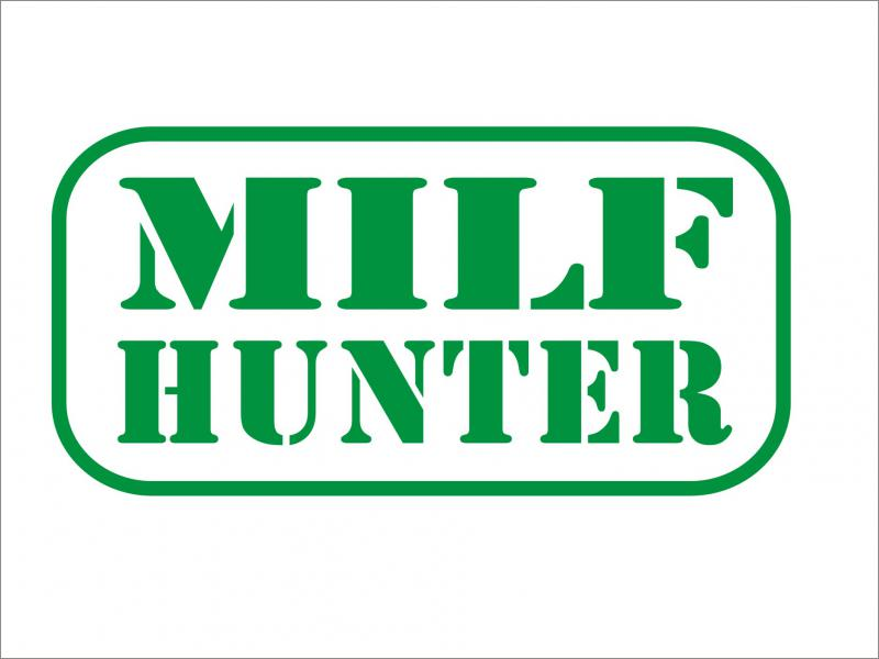 Milf Hunter 2 matrica (M1)