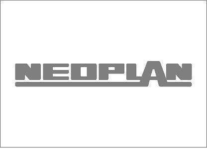Neoplan matrica (kicsi)