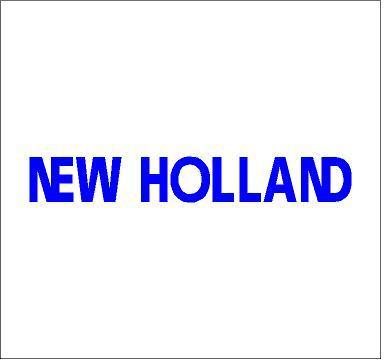 New Holland matrica t1 régi (kicsi méret)