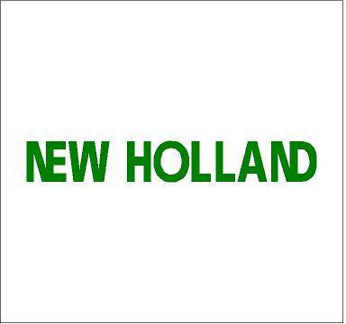 New Holland matrica t1 régi (közepes méret)