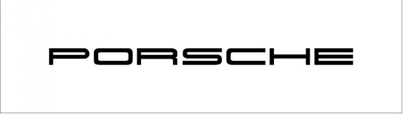 Porsche matrica (M1)