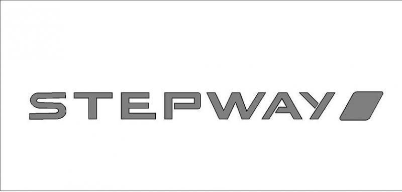 Stepway matrica (kis méret)