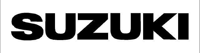 Suzuki matrica (200x31 mm)