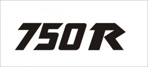 750R matrica
