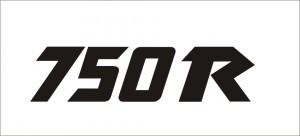 750R matrica (M1)