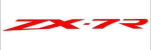 Kawasaki ZX-7R matrica