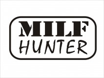 Milf Hunter 1 matrica