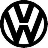 Volkswagen logó matrica 2. típus (M1)