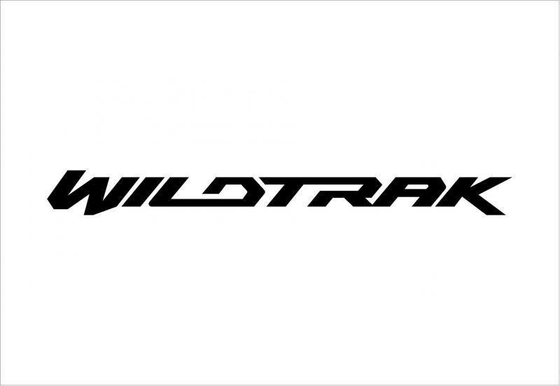 Wildtrak matrica (közepes méretű)