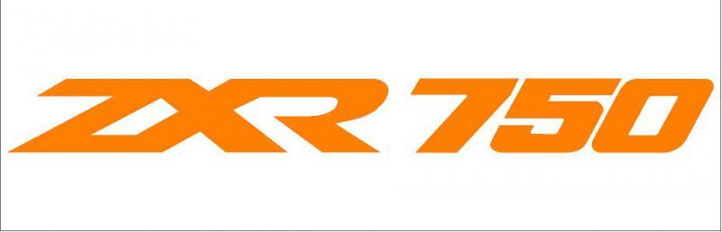 ZXR 750 matrica
