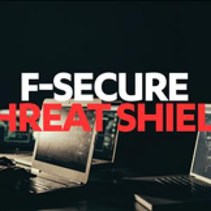 F-Secure ThreatShield