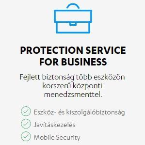Közigazgatási kedvezményes F-Secure PSB 100-499 felhasználóig 3 éves előfizetés