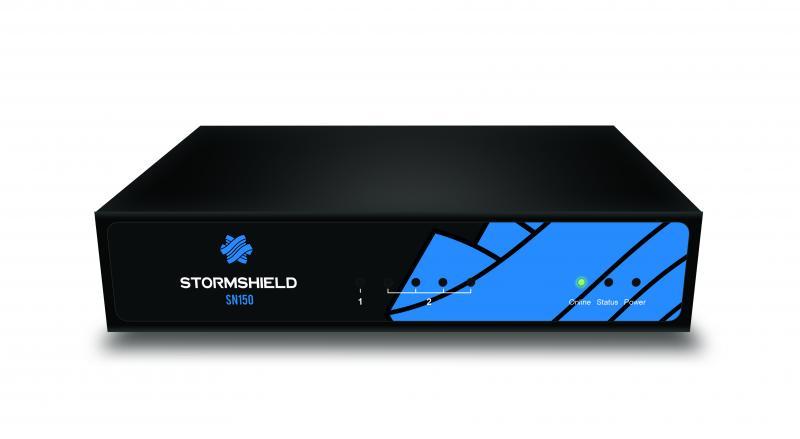 Stormshield SN150 hardveres EU tűzfal egy éves Premium UTM előfizetéssel