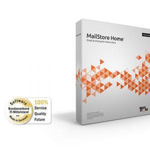 MailStore Home Ingyenes email archiváló saját felhasználásra