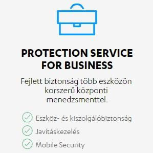 F-Secure Protection Service for Business 1-24 felhasználóig 3 éves előfizetés