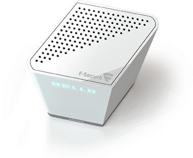 F-Secure Sense router with 1 year of Sense app subscription